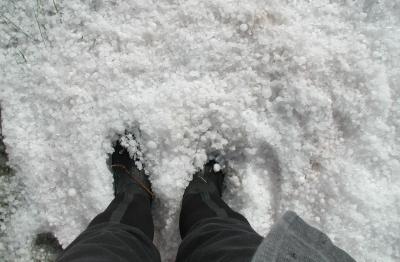 July 4, 2010 Hail Storm