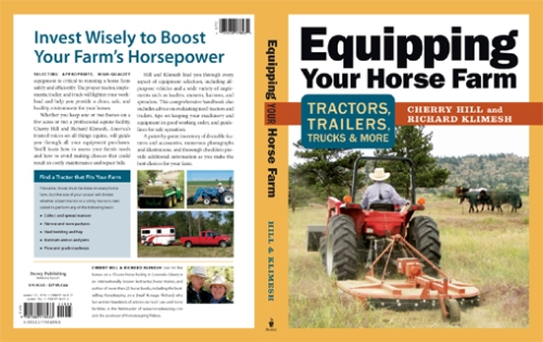 Equipping Your Horse Farm by Cherry Hill and Richard Klimesh