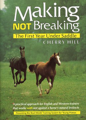 Making Not Breaking by Cherry Hill