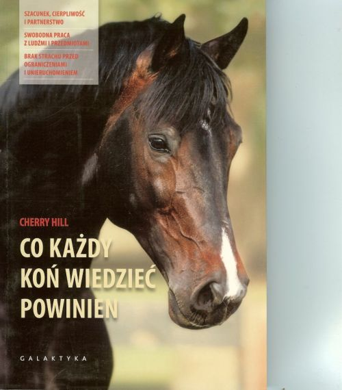 What Every Horse Should Know by Cherry Hill ---- Polish Translation